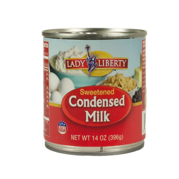 Lady Liberty Sweetened Condensed Milk Food Sweetened Condensed Milk Food Network Recipes