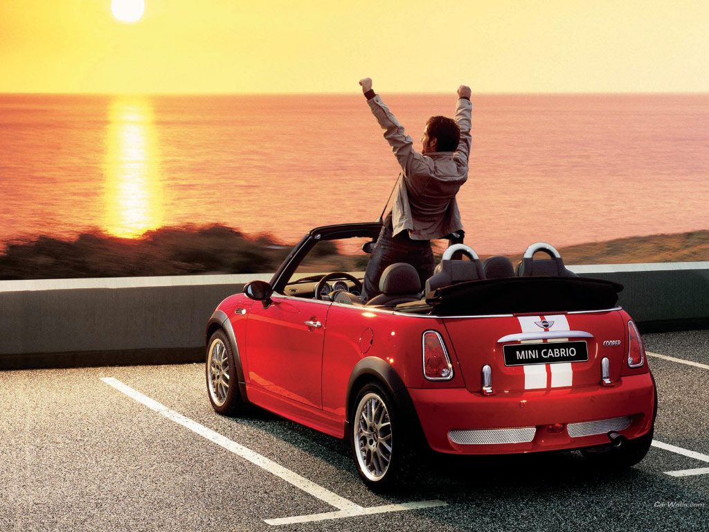 mini cooper cabrio wallpaper mini wallpapers mini. Black Bedroom Furniture Sets. Home Design Ideas