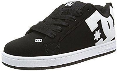 Zapatos Dc Mikey Taylor Vulc Signature Series Maroon (Eu 39 / Us 7 , Rojo)
