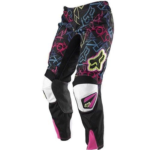 2014 O Neal Hardwear Automatic Kit Combo White Neon Dirt Bike Suits Motocross Gear Dirt Bike Gear