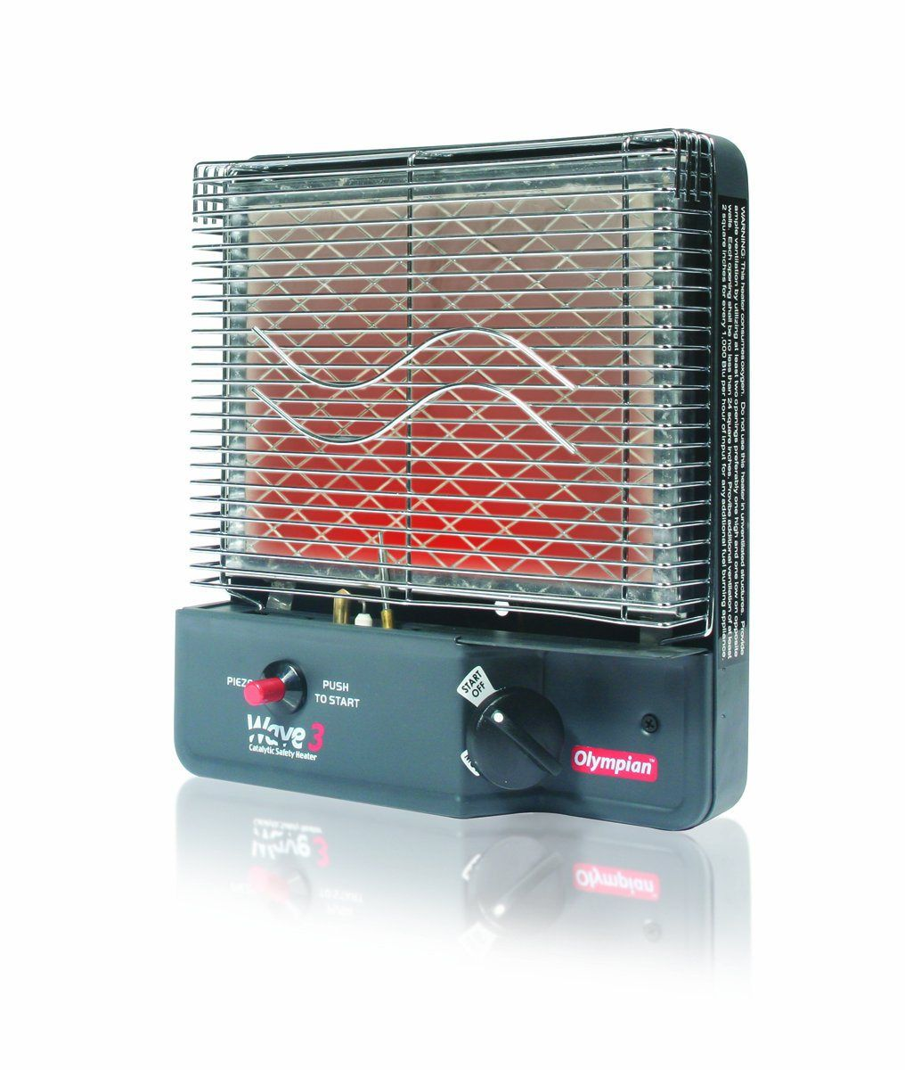 portable heater for boondocking