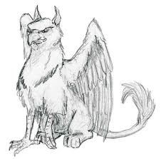 Griffon Embroidery Designs 2 Pinterest Mythical Creatures