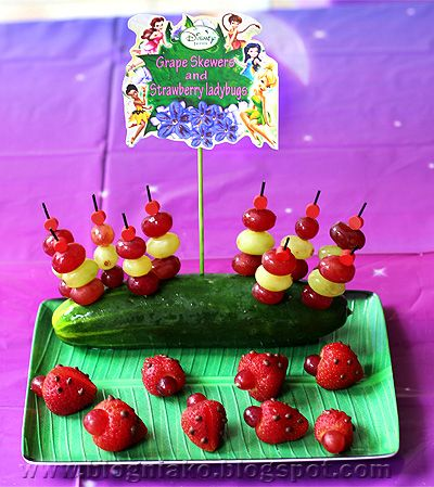 tinkerbell 2nd birthday party ideas