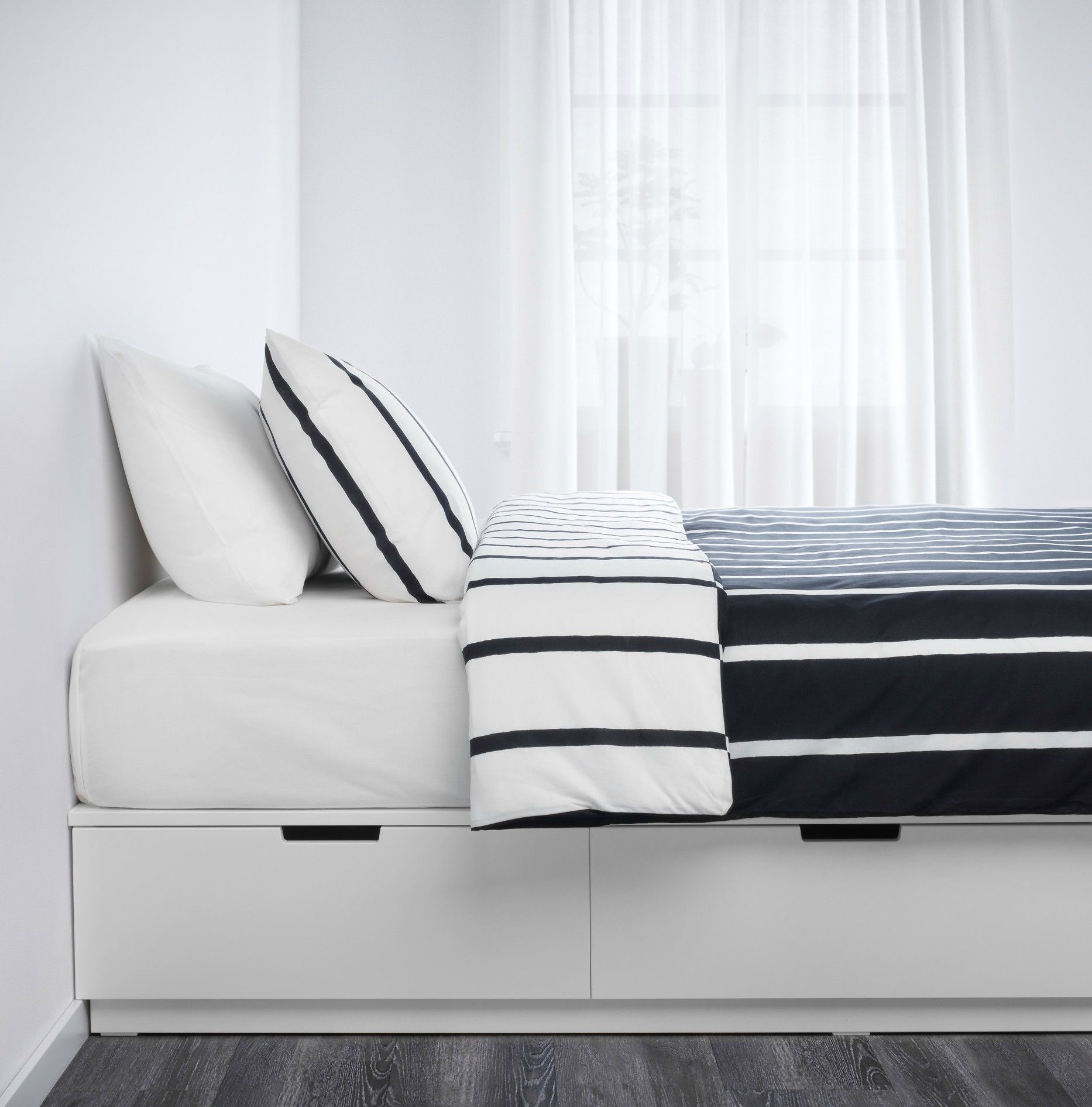 The Best Ikea Products For Small Spaces Bed Frame With Storage