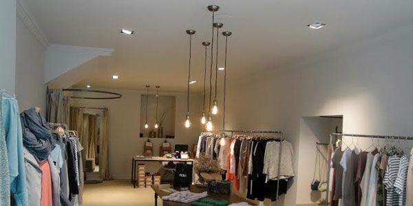 Lámparas con cable textil y bombilla decorativa. La tendencia a tu gusto.