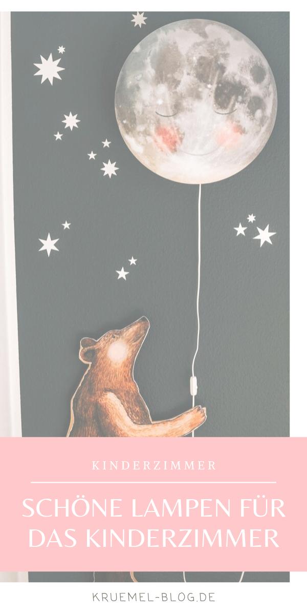 Beleuchtung im Kinderzimmer