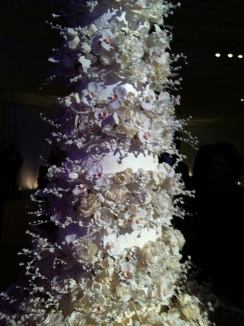 Ivanka Trump And Jared Kushners Wedding Cake By Sylvia Weinstock - Ivanka Wedding Cake