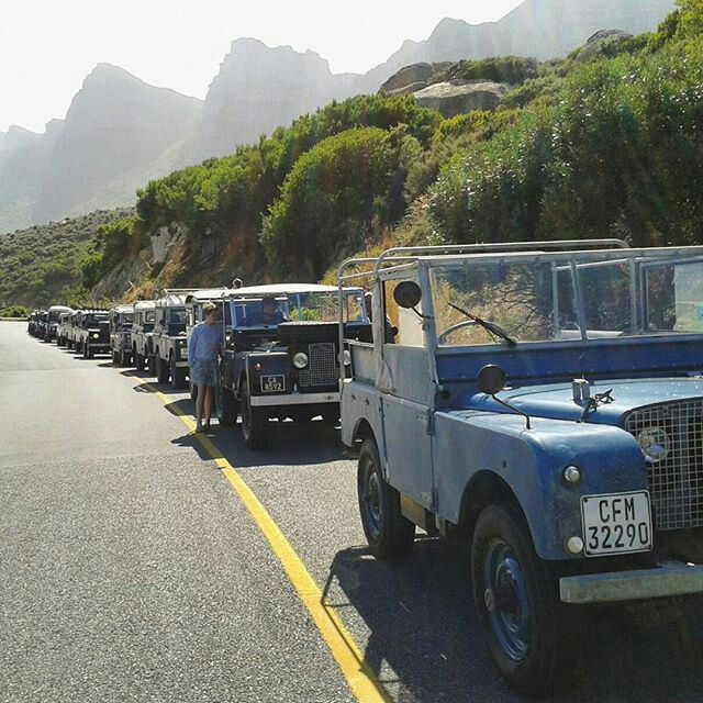 Series Land Rover