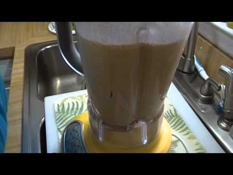 Blended Iced Caramel Latte: Noreen's Kitchen Quickie