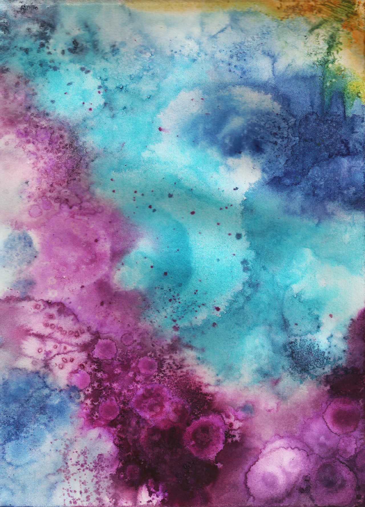 Free Watercolor Texture 1 By Taigaamur D4cbo9k Png Png Image