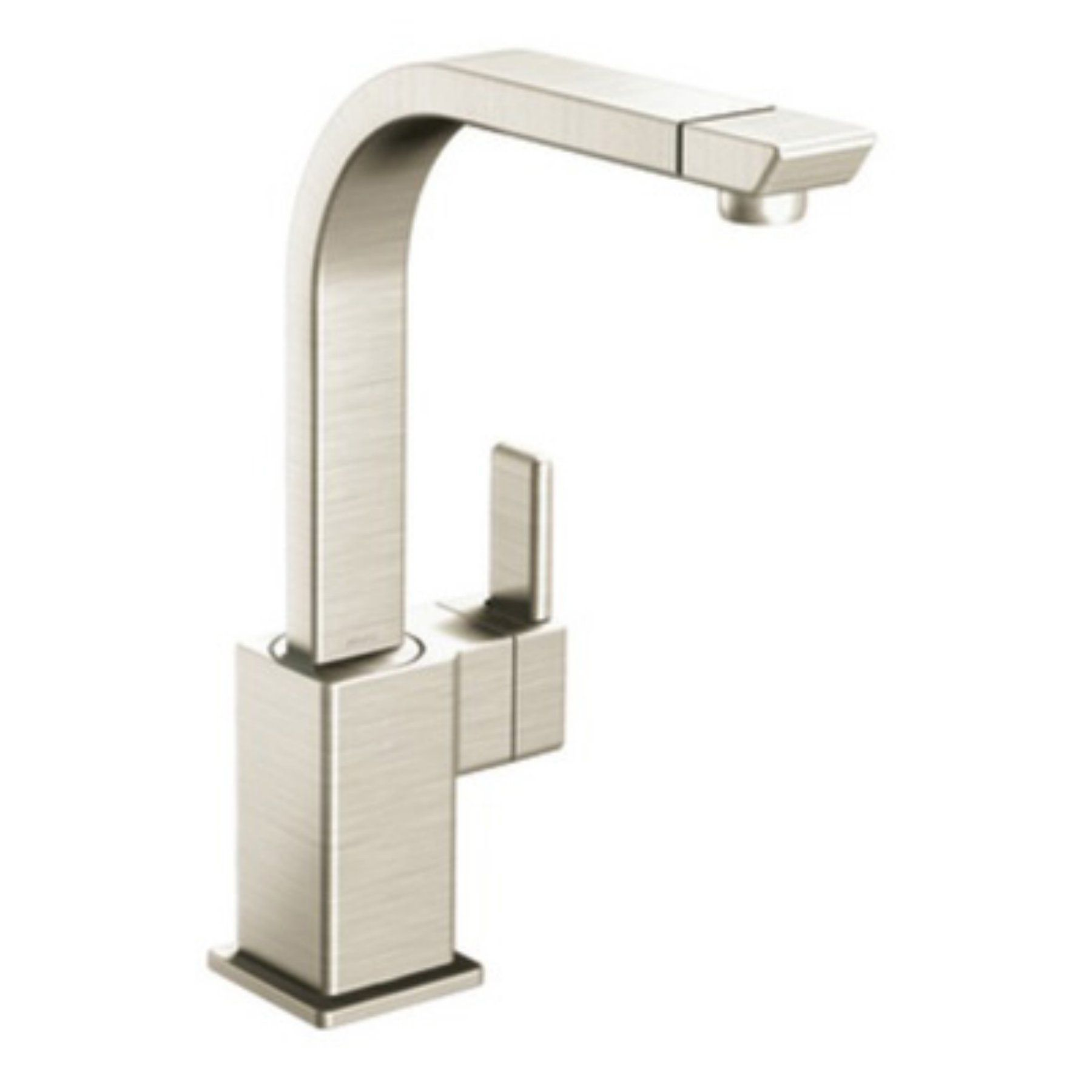 Moen 90 Degree S7170 Single Handle Kitchen Faucet - MS7170
