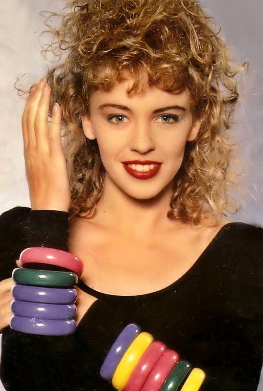 Kylie Minogue 80er