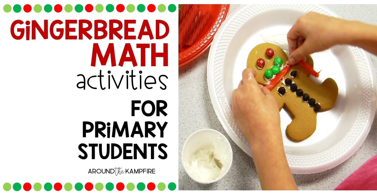 Gingerbread Math Activities