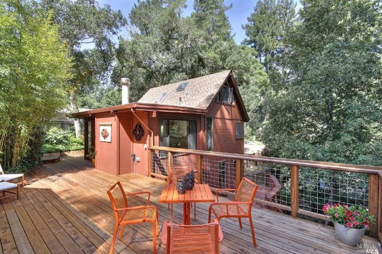Guerneville Small House