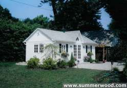Cute Pre Fab Cottage Summerwood Cabins Kits Erie Pa Colonial Cottage Prefab Cabin Kits Cottage Kits