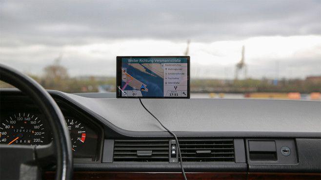 Garmin Drive Smart 61 LMTD SaugnapfNavi im