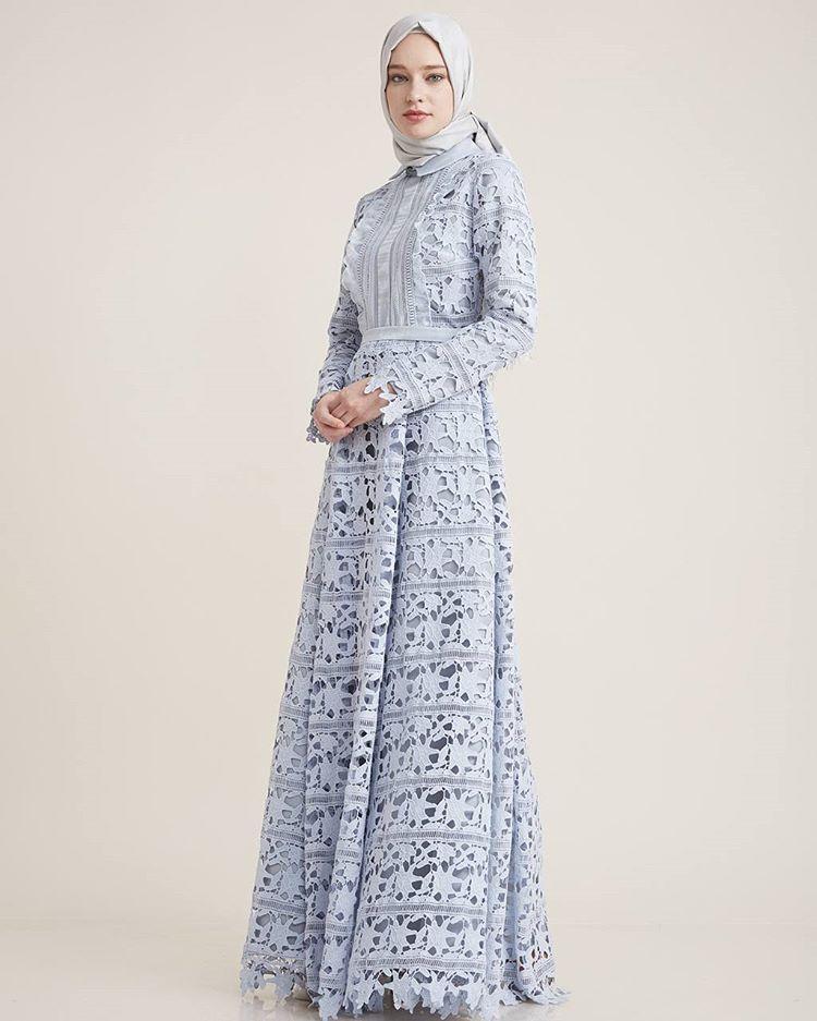 Kayra Tesettur Abiye Modelleri Moda Stilleri Giyim Maksi Elbiseler