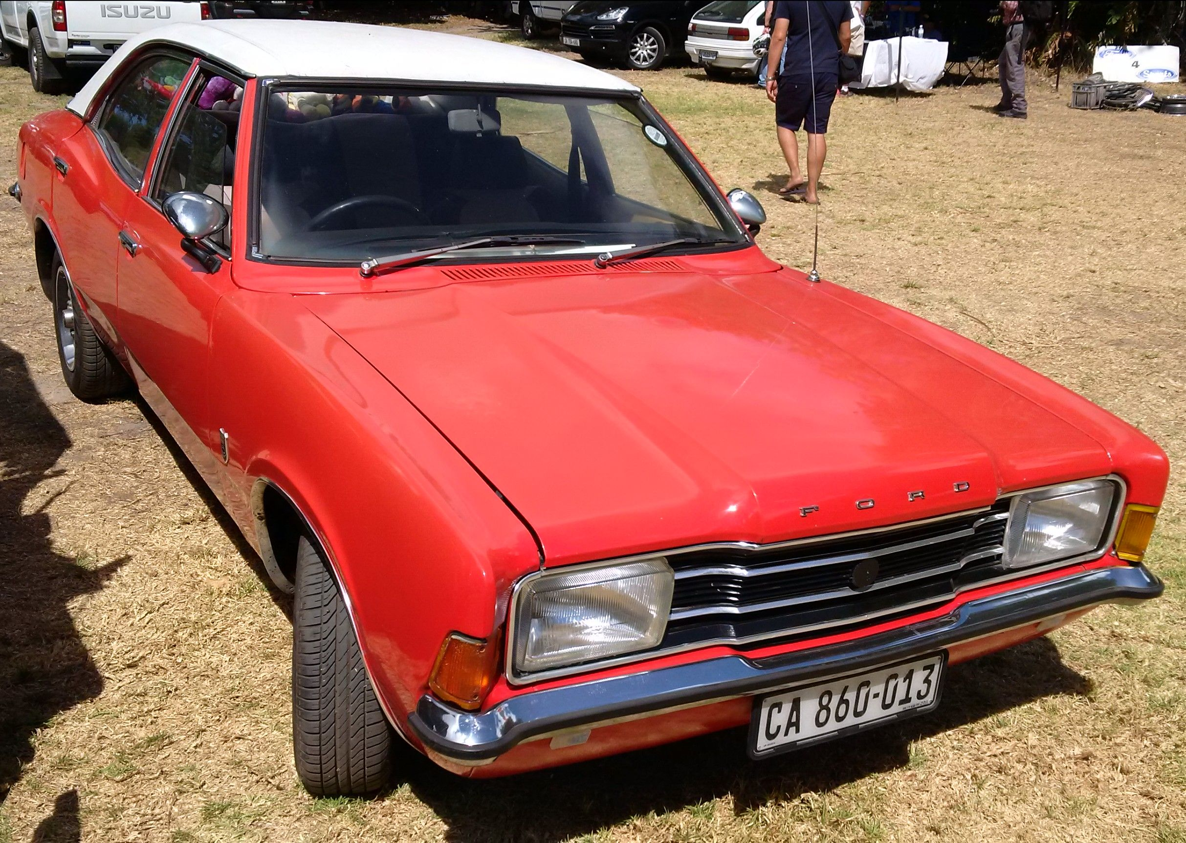 Ford Cortina Xle 3000 Big Six Classic Cars Classic Car Show Big Six