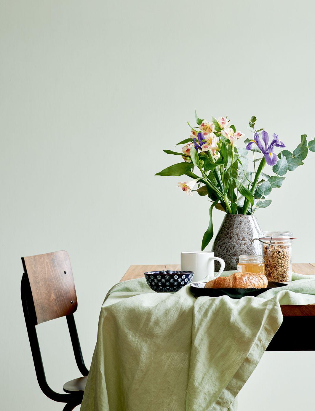 Interio Fruhling2017 Spring Breakfast Essen Tisch Stuhl Fruhstuck Design Essen Textilien