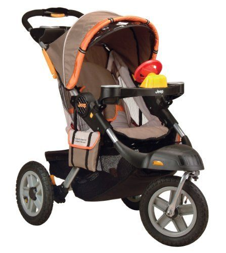 Review Of Jeep Liberty Sport X All Terrain Stroller Sonar Jeep