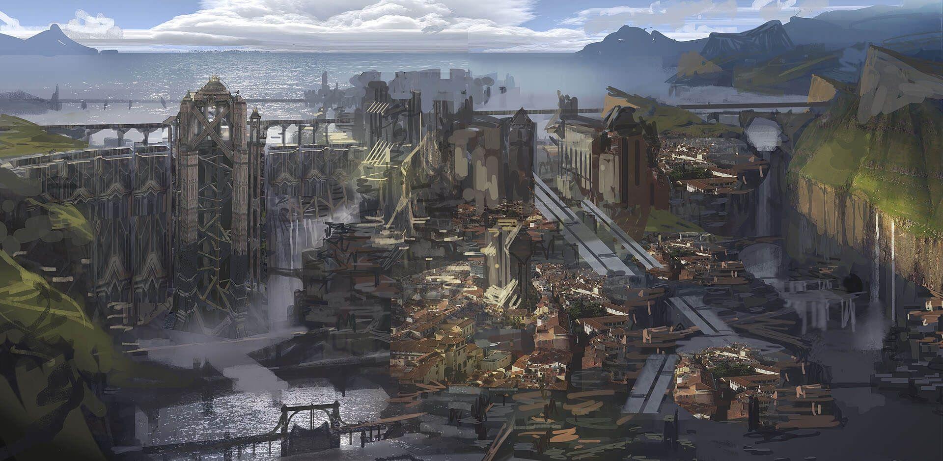 Map of Runeterra - Universe - League of Legends   Wonderful ...