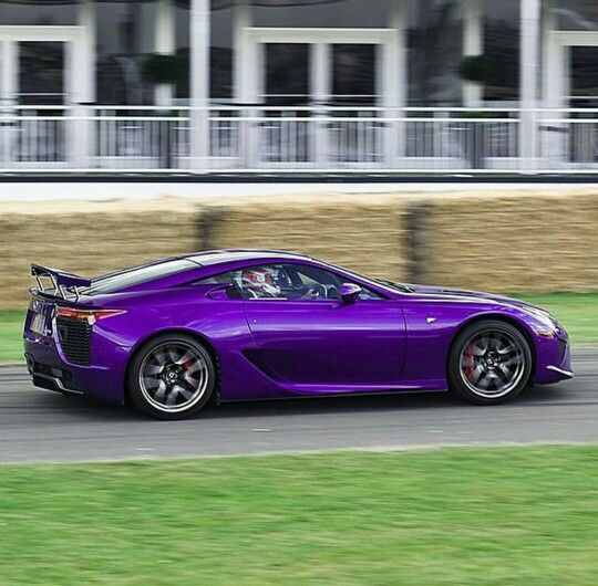 purple lexus lfa love purple pinterest lexus lfa and. Black Bedroom Furniture Sets. Home Design Ideas