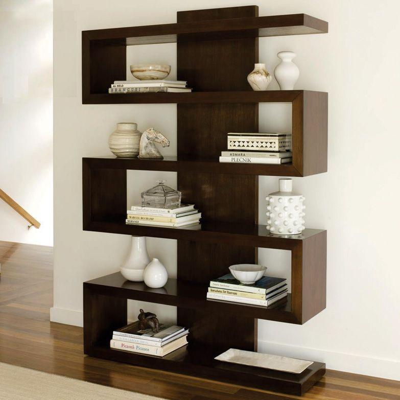 Brownstone Furniture Harrison Walnut Bookcase  European home