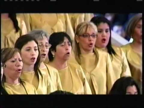 Coro Polifónico Te Deum Evangélico 2013