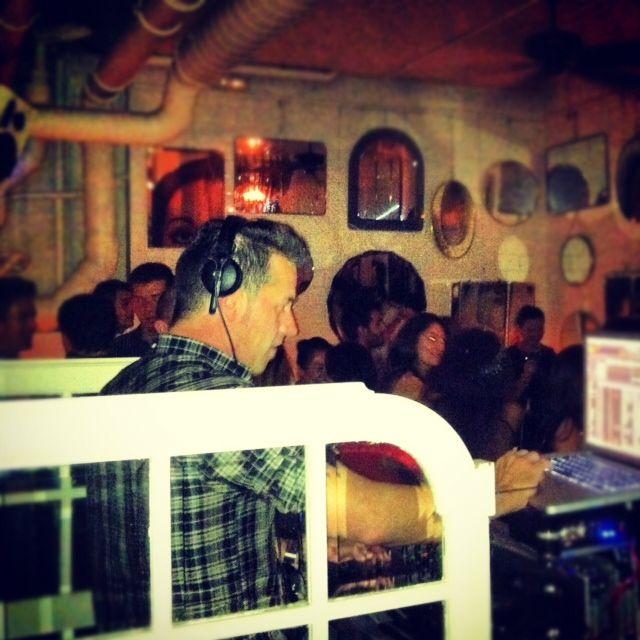 Viktor Ollé @ Boca Grande 'Bains Douches' (26.10.12) #WhereAmazingHappens