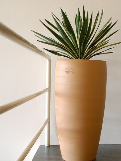 pots en terre cuite des collections ravel vase lantana h80