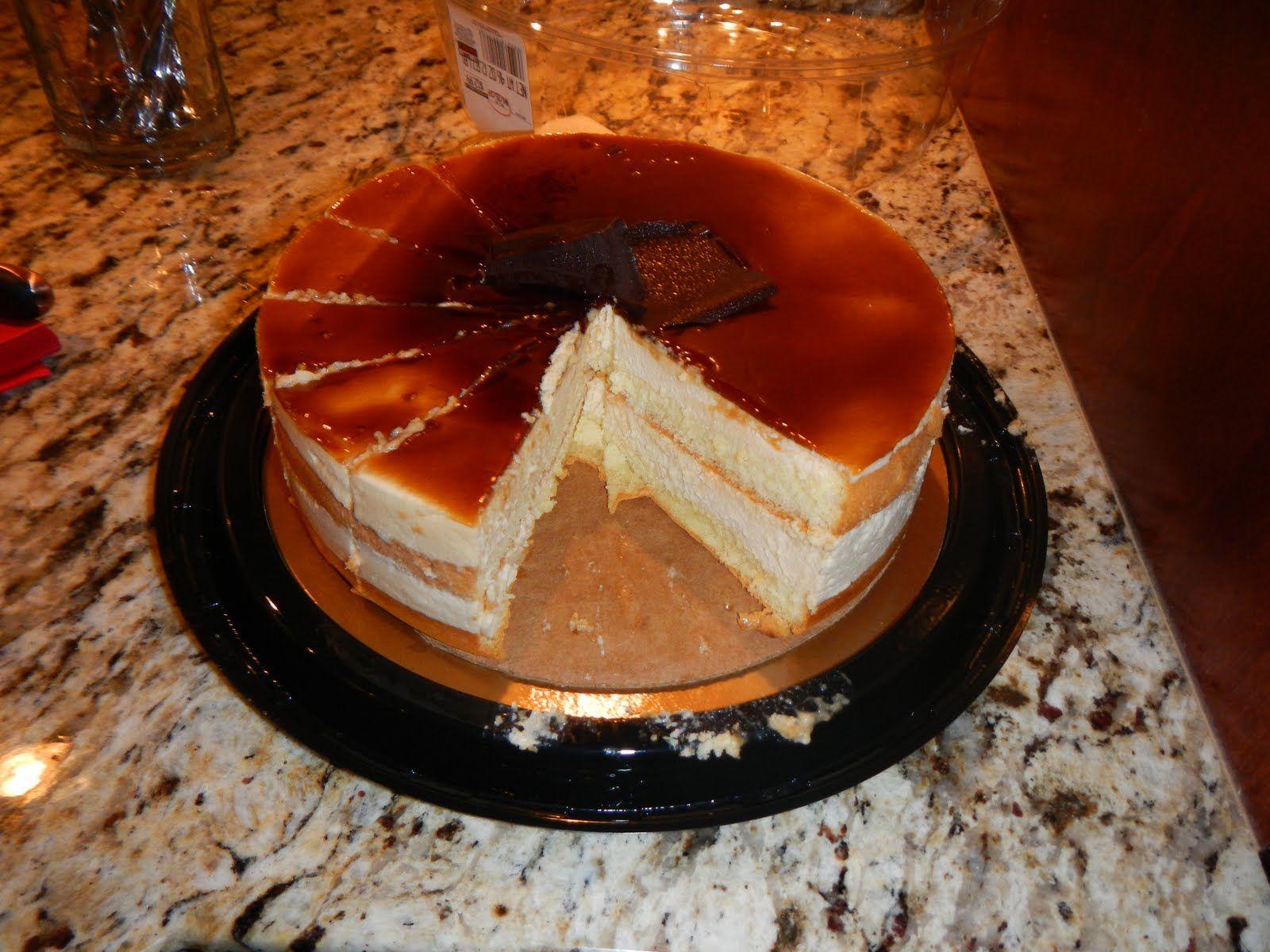 Caramel tres leche cheesecake desserts pinterest