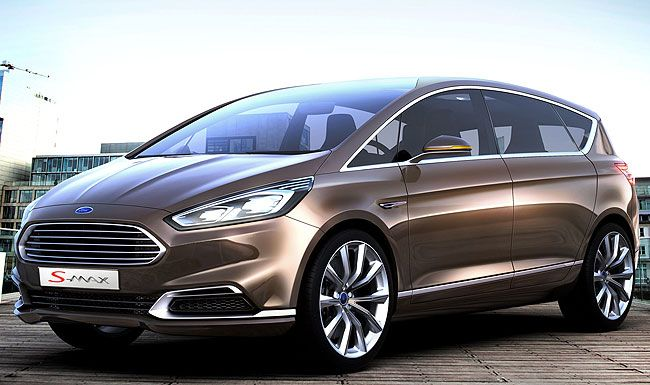 2018 Ford S Max Hybrid Concept And Review