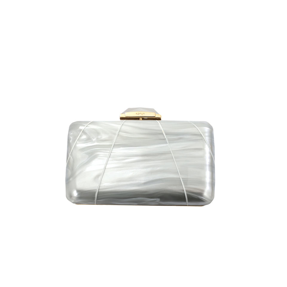 88c6e7a3994 KOTUR Framed Espey Marbled Perspex Clutch. #kotur #bags #lining #clutch #hand  bags #