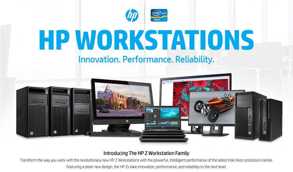 Image result for hp workstations images