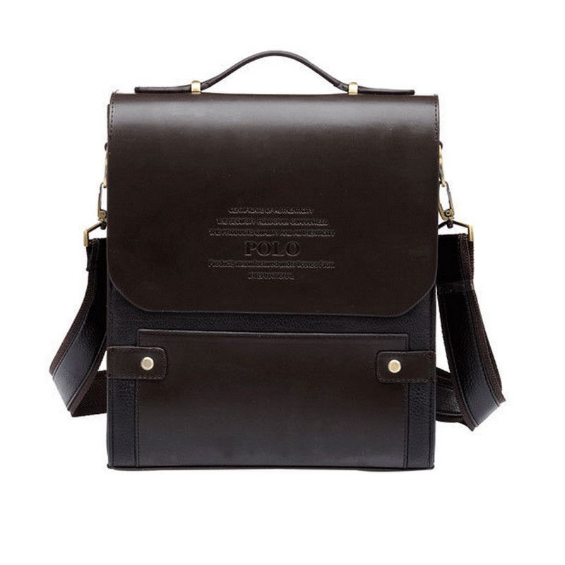 381df69b03 Vertical Messenger Bag with Handle. Vertical Messenger Bag with Handle Leather  Briefcase, Pu Leather, Leather Bags, Designer Messenger