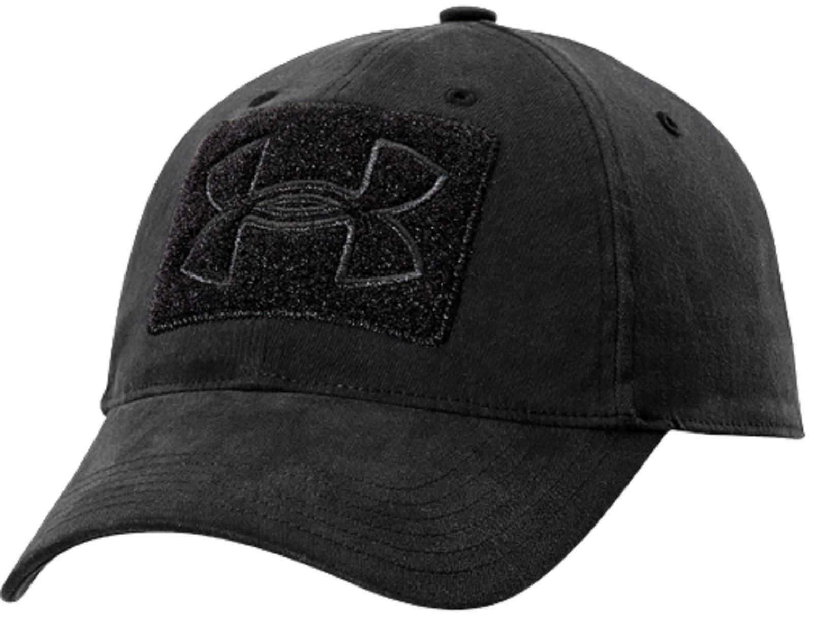new style 90f4a 1ff43 ... sale under armour tactical patch cap ua black or coyote brown  adjustable tac hat 4df89 694be