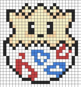 Pixel Art Pokémon