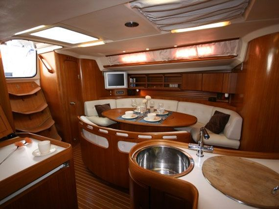 Glamorous Yacht Interior Design Examples That Will Amaze You ...