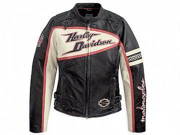 chaqueta Dash Leather