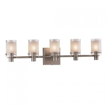 Chimes 5 Light Bath Bar