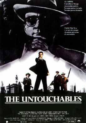 The Untouchables Postcard | eBay