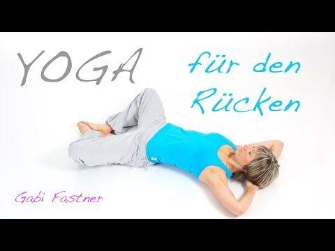 ️ mein Yoga für den Rücken