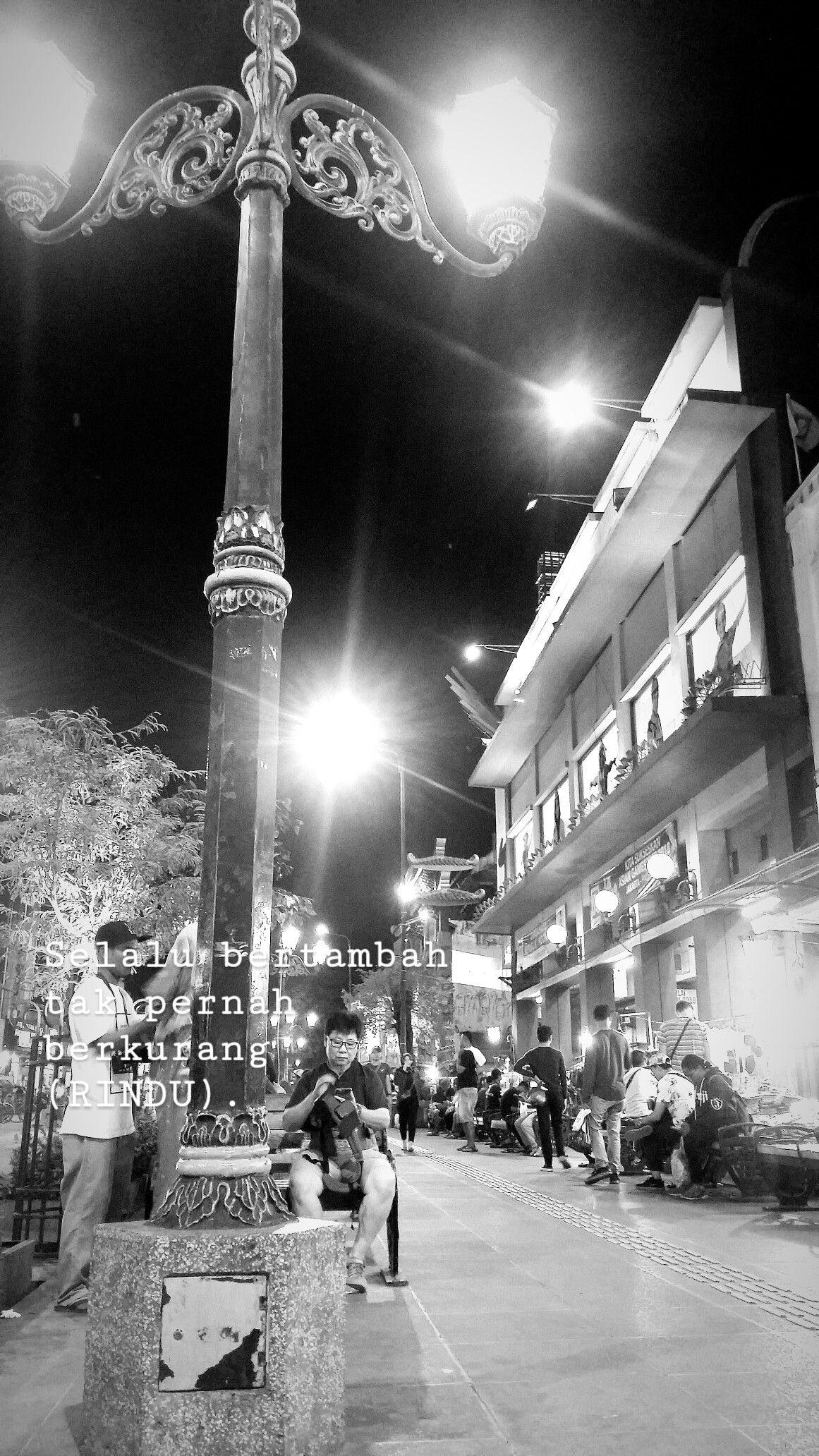 Jalan Malioboro Jogjakarta Fotografi Pemandangan Fotografi Alam