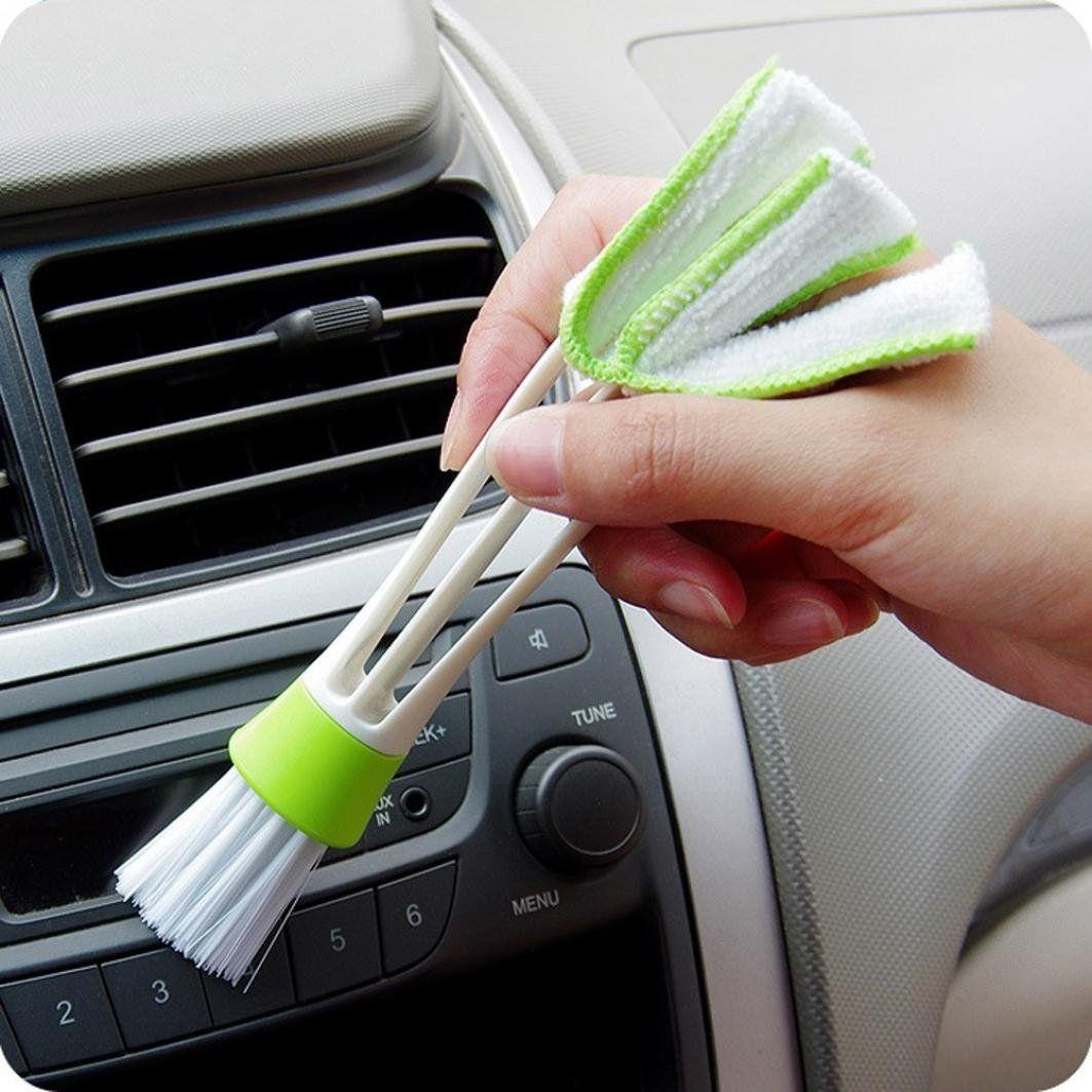 Mini Duster for Car Air Vent 1PC Window Blind Brush Dust
