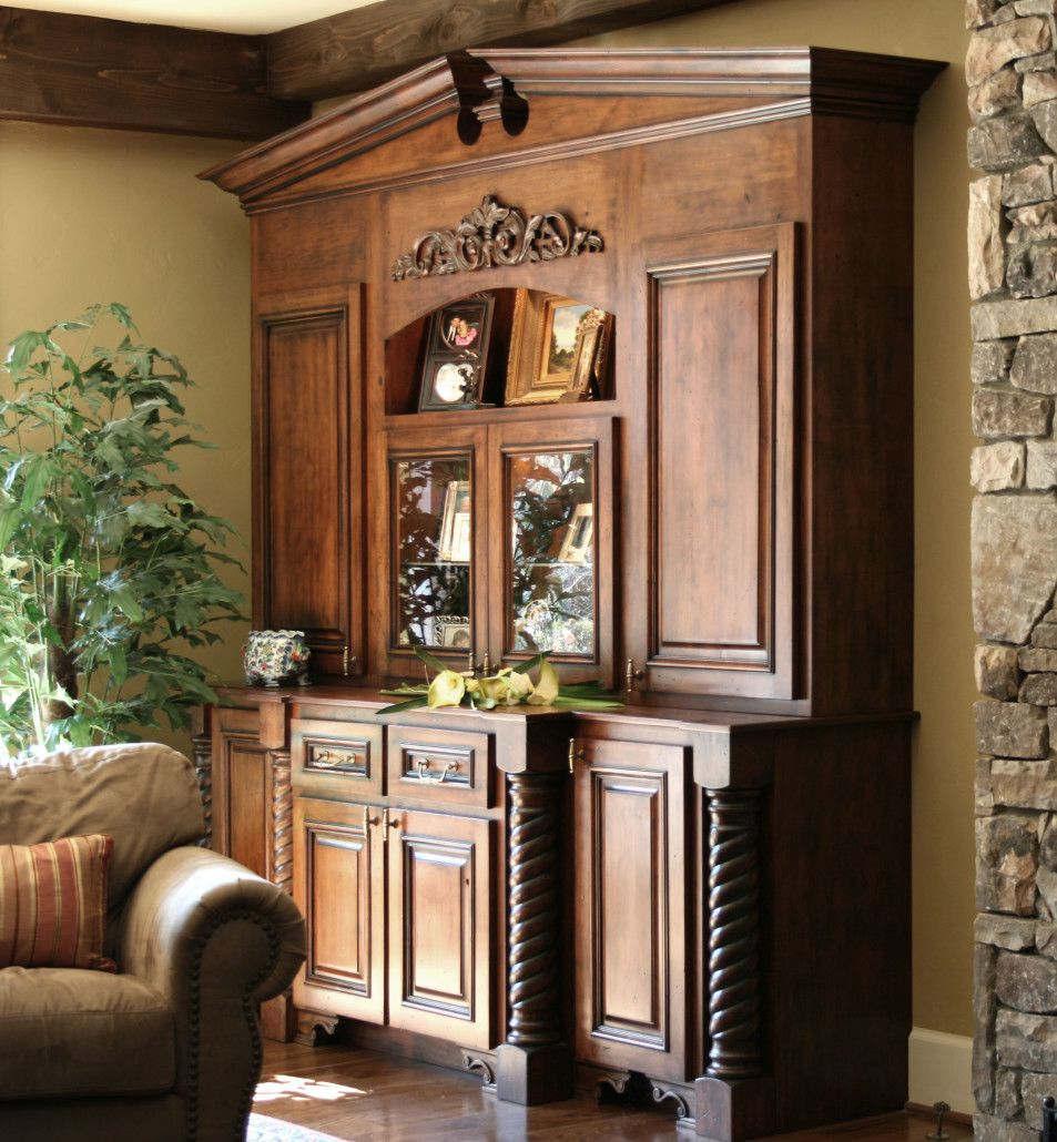 Traditional Style Cabinetry | Cabinet decor, Decorative ...