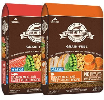Free Supreme Source Pet Food 9 99 Value