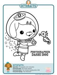 Octonauts Coloring Pages Ideas Cartoon Coloring Pages Coloring