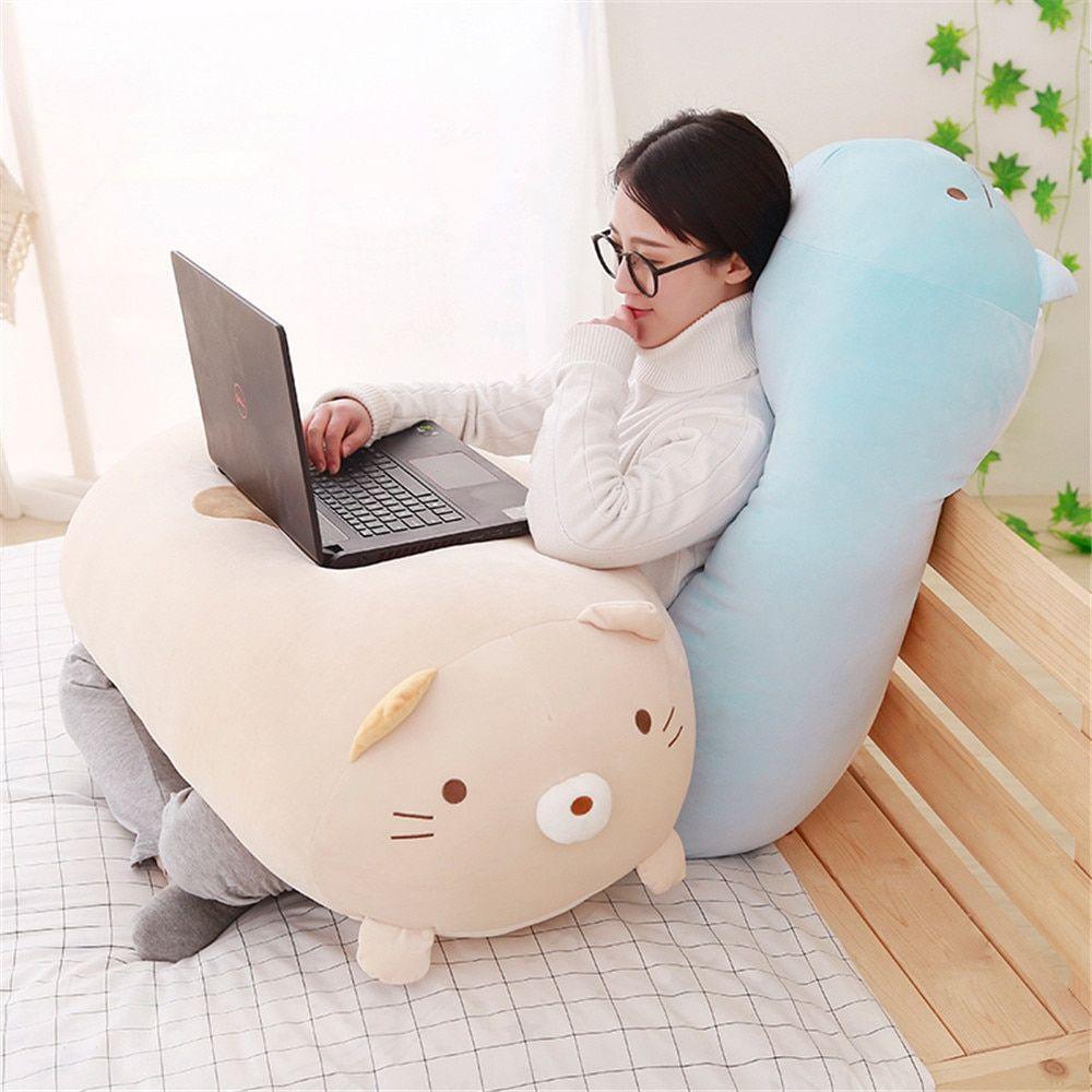 Animation Sumikko Gurashi Super Soft Plush Toys San X Corner Bio Cartoon Cute Baby Pillow Baby Pillows Cute Pillows Kawaii Room