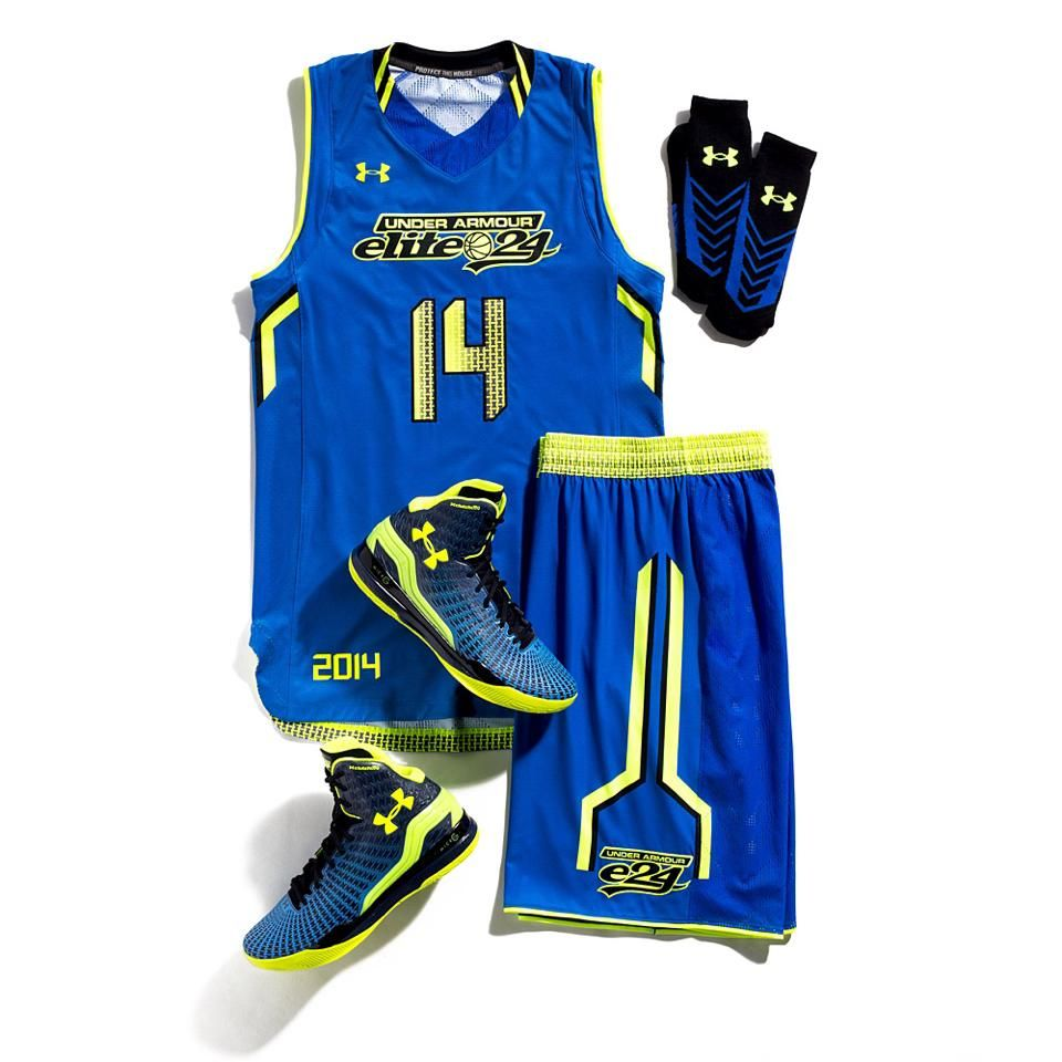 ua basketball uniforms
