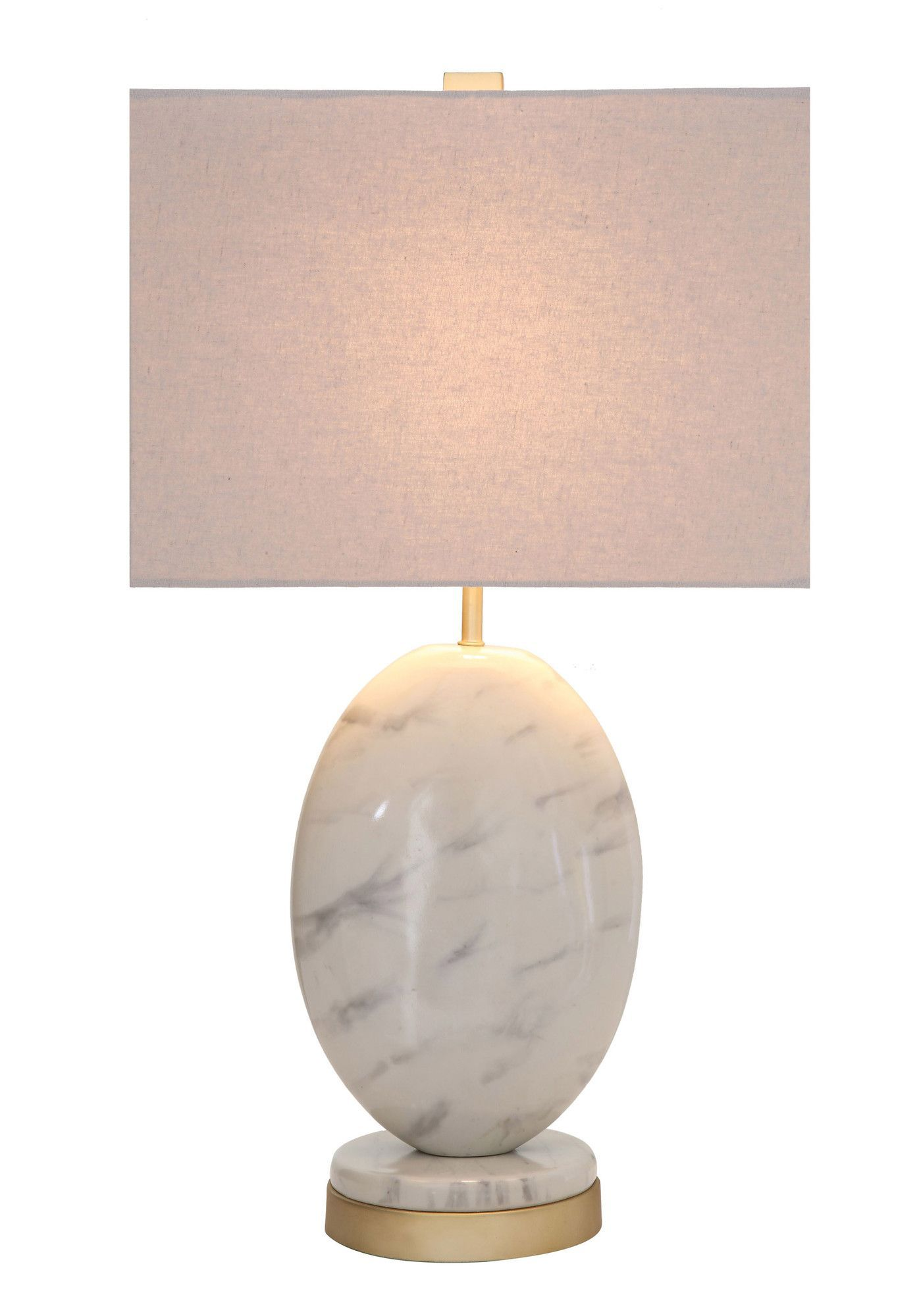 """Turn of the Century 23.5"""" H Table Lamp with Drum Shade"""